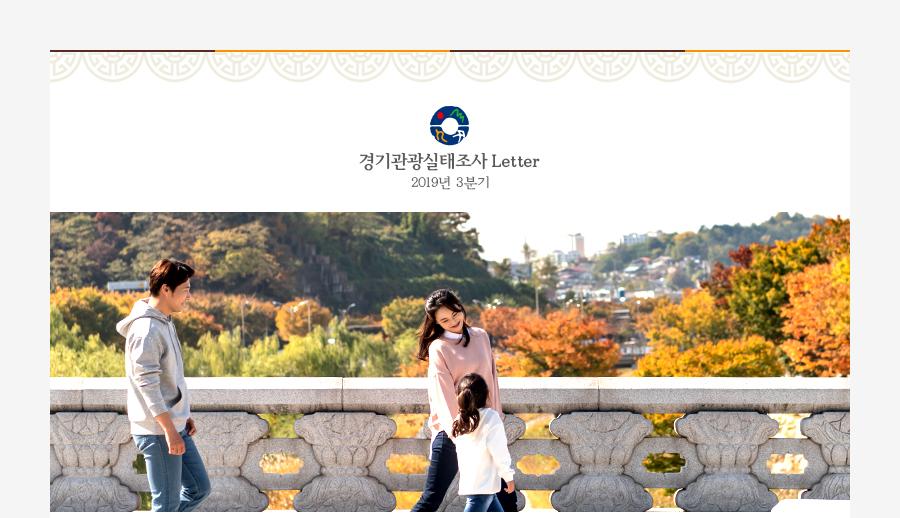 경기관광실태조사 Letter 2019년 3분기