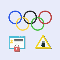 東京2020大会を狙うサイバー攻撃に注意